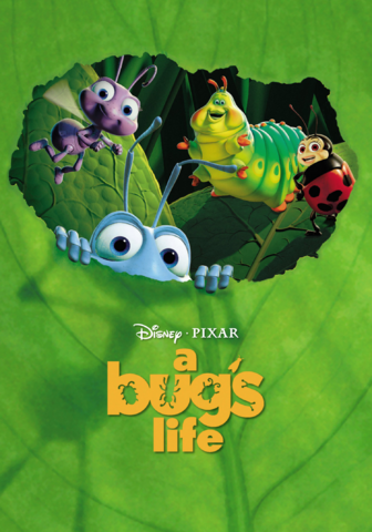 File:A Bug's Life - Poster.png