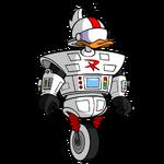 DuckTales Remastered -Gizmo Duck