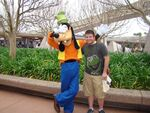 Goofy with ryan dosier