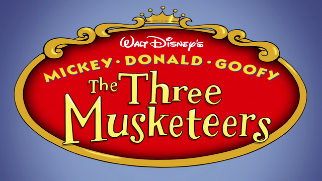 File:Mickey, Donald, Goofy - The Three Musketeers (Title Card).png