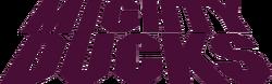 Mighty Ducks script logo