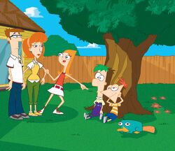 Phineas and Ferb promopic