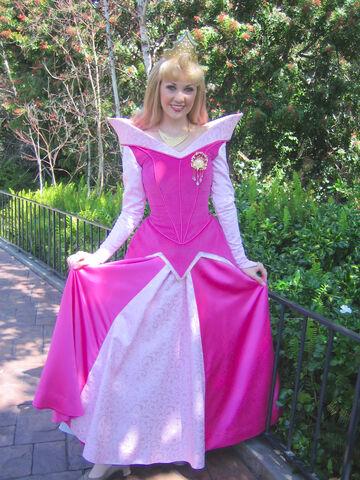 File:Princess Aurora poses for a photograph.jpg