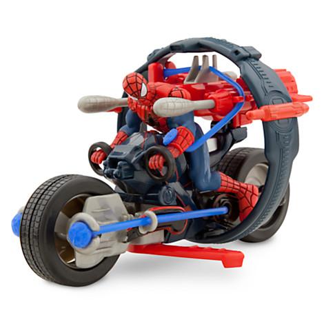 File:Spider-Man Spider Cycle Play Set.jpg