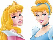 Aurora-and-Cinderella-Wallpaper-disney-princess-6461863-1024-768
