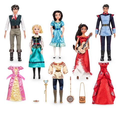 File:Elena of Avalor Deluxe Classic Doll Gift Set.jpg