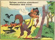 Brer Fox-comic