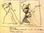 Stepsister Dress Gag (3)