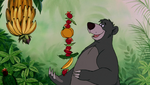 Baloo With Fruit