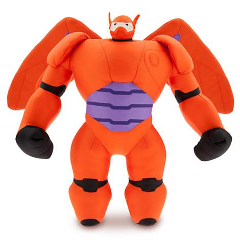 File:Baymax Mech Plush - Big Hero 6 - Medium.jpg