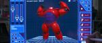 Baymax armor design