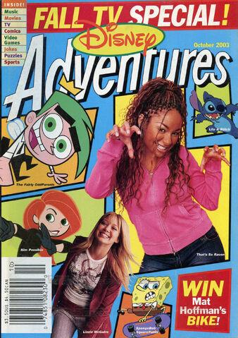 File:Disney Adventures Magazine cover October 2003 Fall TV thats so raven.jpg