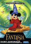 Fantasia coverart for Sega Mega Drive game