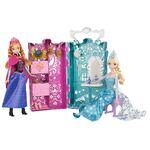 Frozen Anna and Elsa's Royal Closet