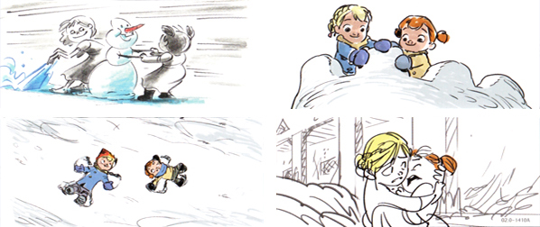 File:Meet Anna and Elsa concepts by Paul Briggs, Steve Anderson, Chris Willams, Normand Lemay, and Faun Veerasunthorn (3).jpg