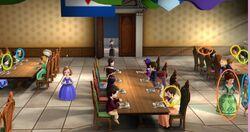 Princess Adventure Club goofs