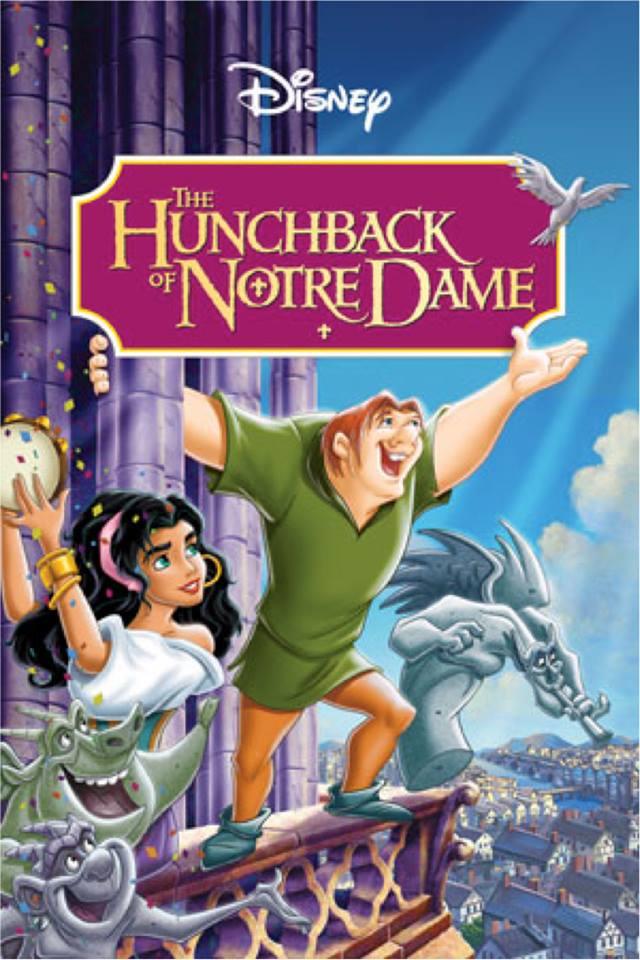 Bildergebnis für the hunchback of notre dame poster