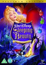 Sleeping Beauty SE 2008 UK DVD