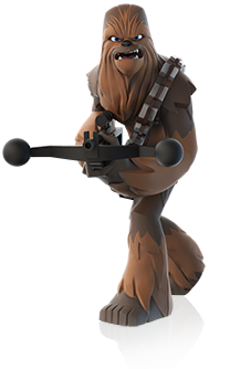 File:Chewbacca Disney INFINITY.png