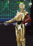 Force Awakens C-3PO
