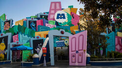 Monsters, Inc. at DCA