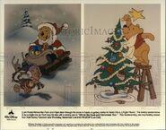 Winnie the Pooh and Christmas Too Press Photo