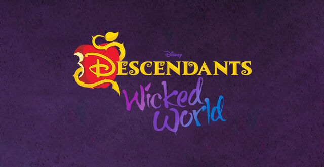 File:Descendants Wicked World logo.jpg