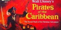 Pirates of the Caribbean (1966 soundtrack)