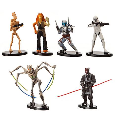 File:Star Wars Collectible Figures - Prequel Set.jpg