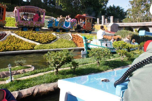 File:Storybook Land Canal Boats Peter Pan.jpg