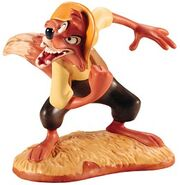 Brer Fox Statue