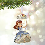 Sofia the First Ornament 1