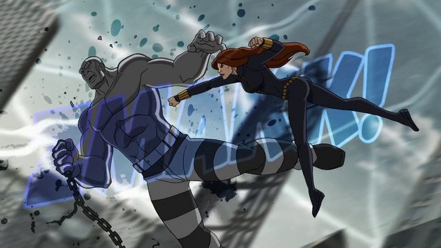 File:Black Widow takes on Absorbing Man USMWW.png