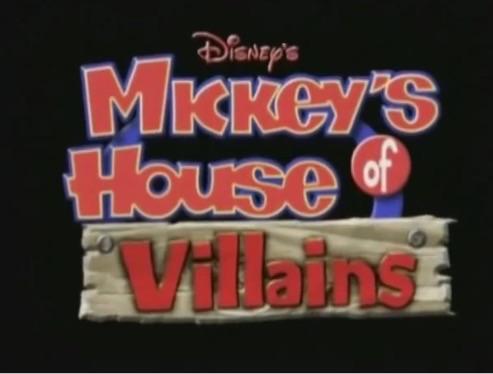 File:Early Mickey's House of Villians Logo.jpg