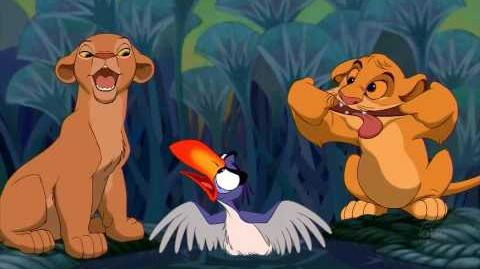 The Lion King Just can't wait to be king HD
