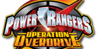 Power Rangers: Operation Overdrive