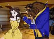 Belle and Beast goes to Walt Disney World Pictures 09