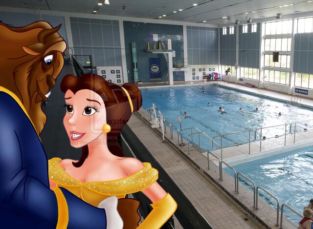 File:Belle and Beast Pictures 45.JPG