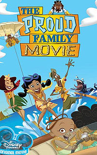 Disney - Proud Family Movie