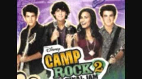 Fire- Camp Rock 2 (FULL SONG)