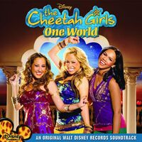 The Cheetah Girls One World Cover Art