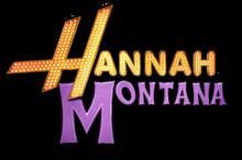 HannahMontanaLogo