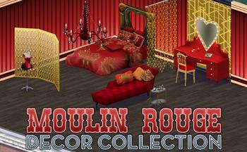 BannerDecor - MoulinRouge