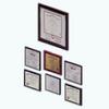 Graduation - Diploma Wall