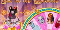 Dia De Los Muertos Spree Spinner