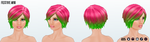 JugglingDay - Festive Wig