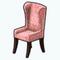PreppyDecor - Preppy Brocade Chair