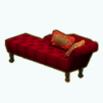 MoulinRougeDecor - Rouge Chaise