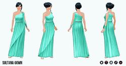 Princess - Sultana Gown