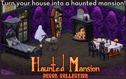 BannerDecor - HauntedMansion